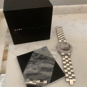 Marc Jacobs watch preowned